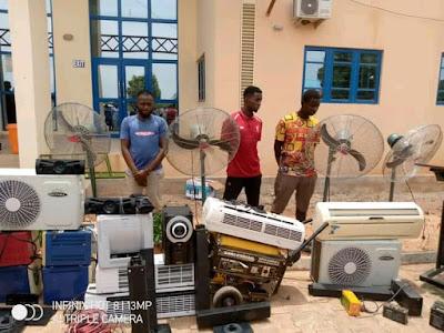 Federal Polytechnic Bida criminal