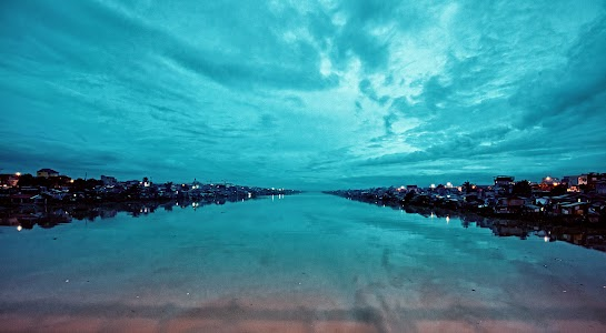 Big River in Manila