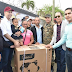 MINISTERIO DE DEFENSA REALIZA ACCIÓN CÍVICA EN LAS GUÁZUMAS