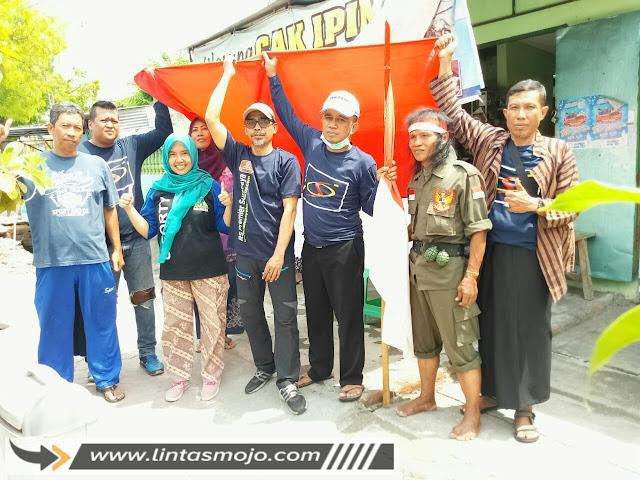 Gerak Jalan Perjuangan Mojokerto Surabaya 2018