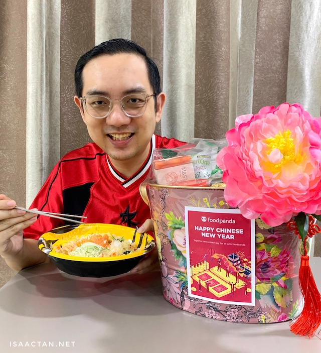Foodpanda Huat-A-Deal Chinese New Year Deals
