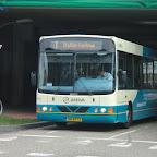 Wrightbus Commander bus 6228 van Arriva met lijn 1 naar Haven