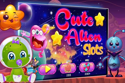 Cute Alien Slots