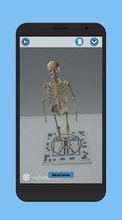 Sophus - Anatomia em RA - náhled