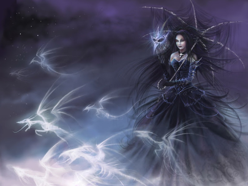Queen Of Clouds, Demonesses