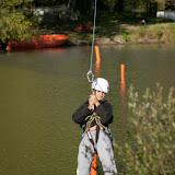 CAP Sports et Nature - Sport en famille - 2008_09_28 - voile tyrolienne arc