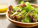 Green Salad with the Ultimate French Vinaigrette