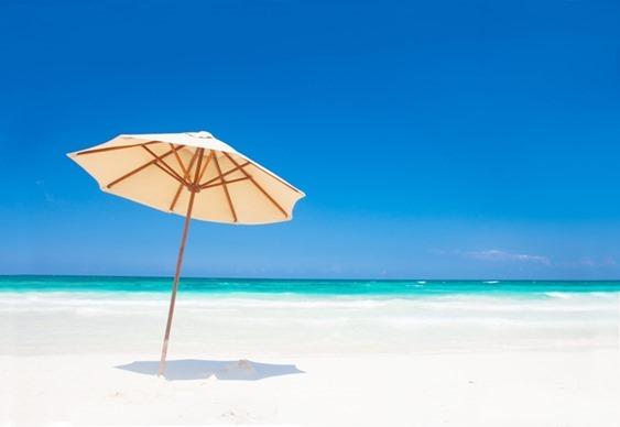 HD Beach Umbrella