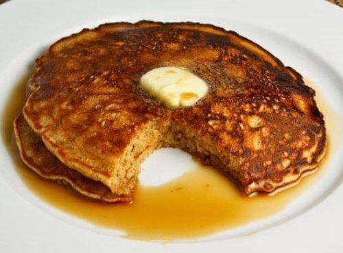 Sugarplum Gingerbread Pancakes Recipe