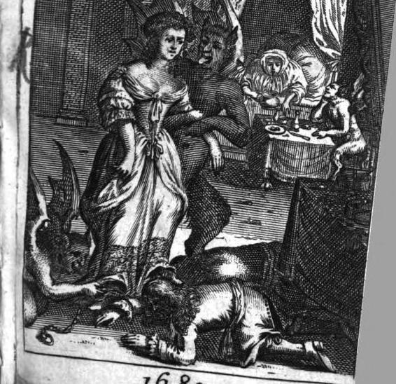 Shoe or foot fetishism in a 17th century Amsterdam brothel: <i>Le putanisme d'Amsterdam</i> / <i>'t Amsterdamsch hoerdom</i> (Amsterdam whoredom, 1681).