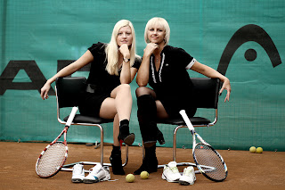 Участницы женского одиночного турнира