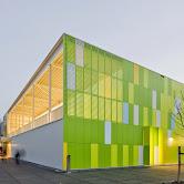De Rietlanden Sports Hall
