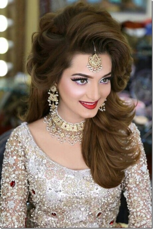 Indian Wedding Hairstyles (54)