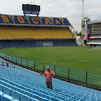 La Boca - Fußballstadion La Bombonera