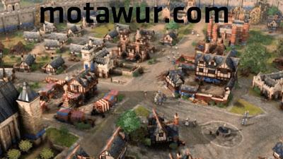 Age of Empires 4 - ألعاب كمبيوتر  2022