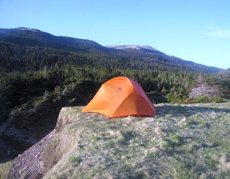 58 Freya camping at the bel etage...