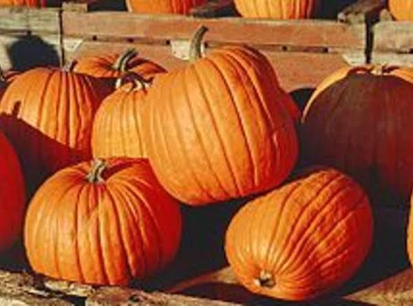 Stuffed Pumpkin