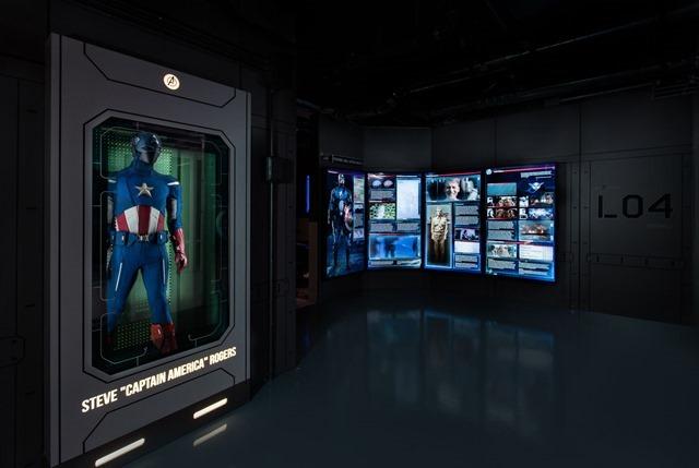 Marvel's Avengers S.T.A.T.I.O.N. Captain America