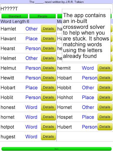 Crossword painmod.com screenshots 15