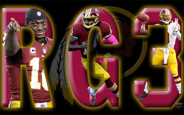 Robert Griffin III RG3 Wallpaper