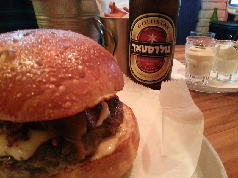 26 Hamburger Gourmet - Tel Aviv