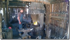 Blacksmith, Swan Hill