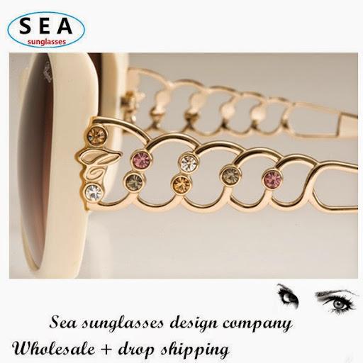 Luxury Diamond Fashion men glasses Genuine original sun