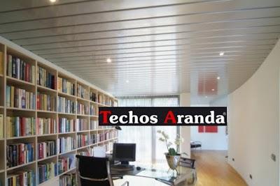 Precio anticrisis techos metalicos Madrid
