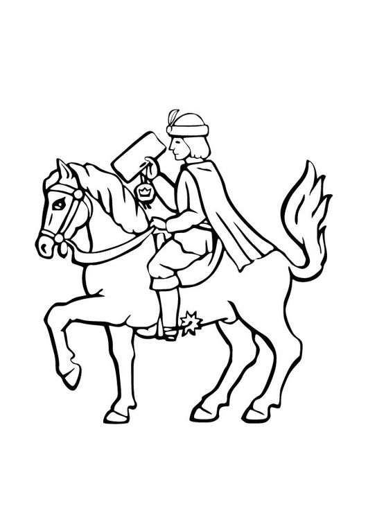real messenger coloring pages