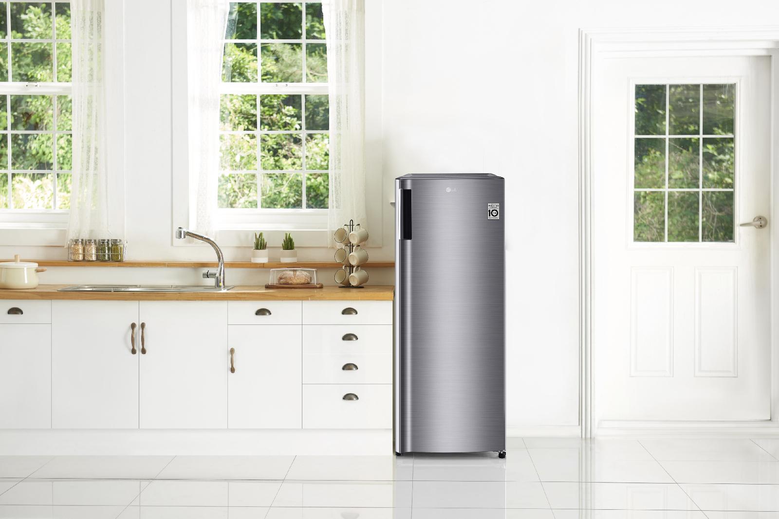 LG ชูนวัตกรรมสุดล้ำเพื่อคงความสดใหม่ของอาหารเปิดตัวตู้แช่แข็งรุ่นใหม่ ประหยัดพลังงานและพื้นที่ในการใช้สอย