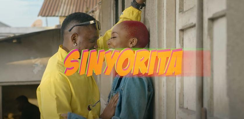 VIDEO   Msami - Sinyorita   Mp4 Download