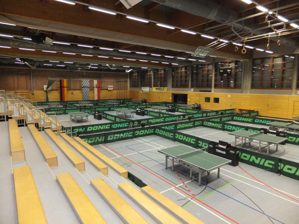 Dreifachturnhalle Johannes-Turmai-Gymnasium