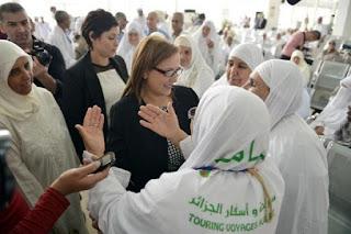 Hadj 2016: 110 hadjis parmi les nécessiteux et les personnes âgées se rendent aux Lieux Saints de l'Islam