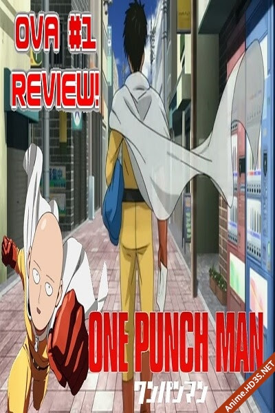One-Punch Man - Road To Hero (OVA)