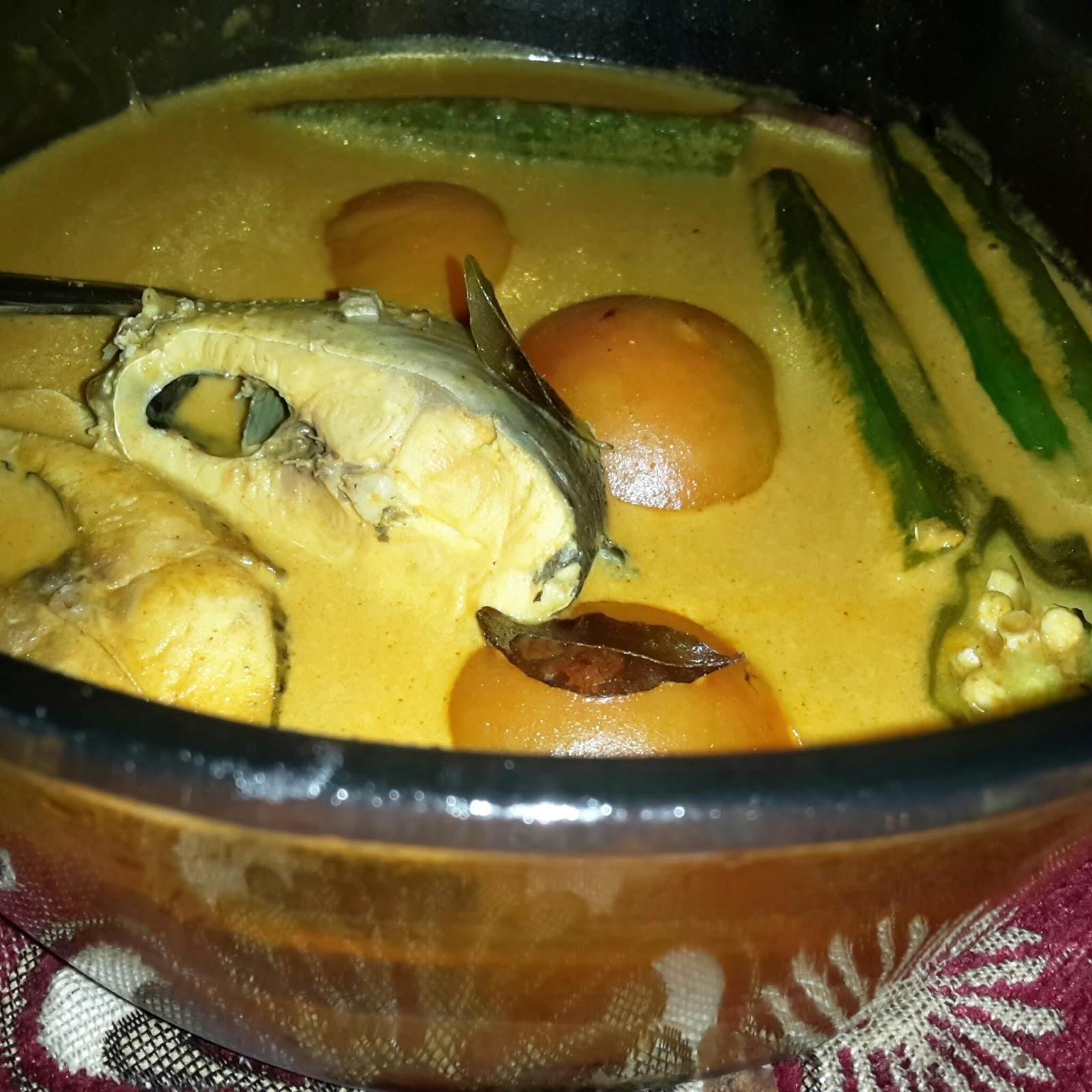 Ikan Susu Masak Kari Menu Ringkas dan Cepat Masak - Azlinda Alin Malaysian Parenting Lifestyle