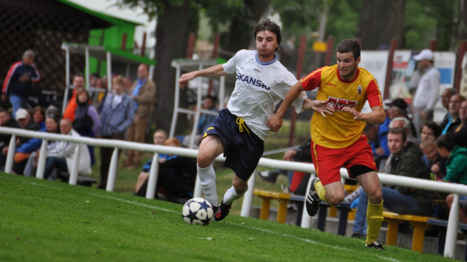 1. BFK Frýdlant n.O. ''A'' 0-0 (1-0) TJ Vendryně