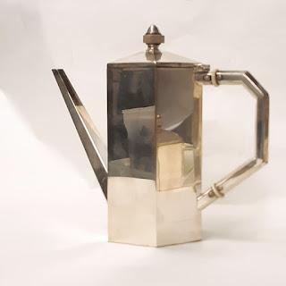Art Deco Tea & Coffee Service