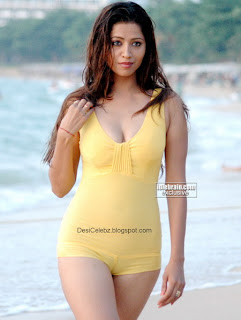 Rithima showing her sexy camel toe in swimsuits