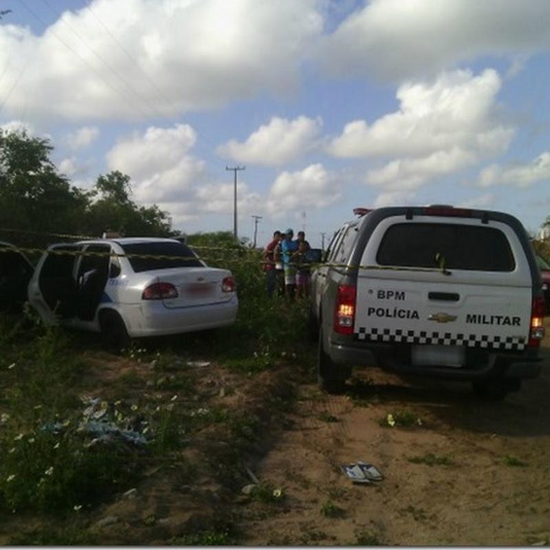 Taxista é morto com tiros na cabeça dentro do próprio carro