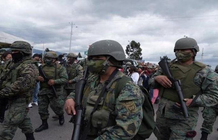 Ecuador declares emergency after 22 persons were killed in prison riots