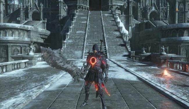 Dark Souls Iii Ringed City Dlc So Kommen Sie Zur Ringed Knight