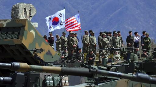 Militer Amerika Serikat di Korea Selatan