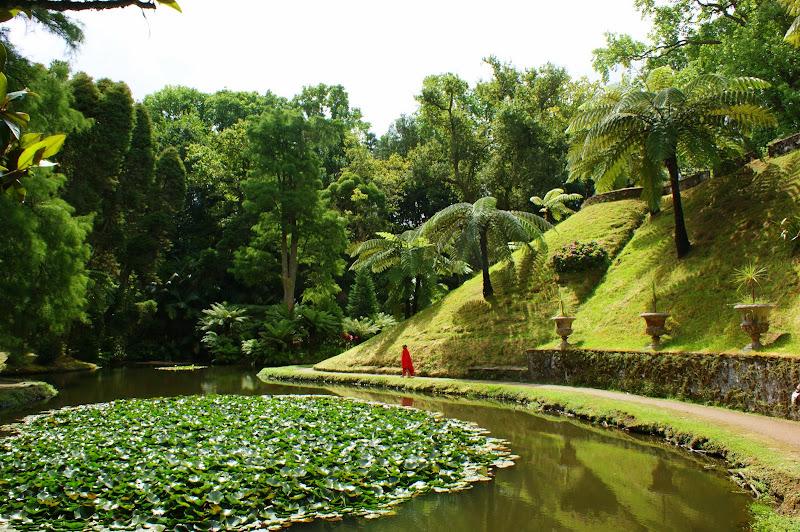 Parque Terra Nostra - Furnas - Açores