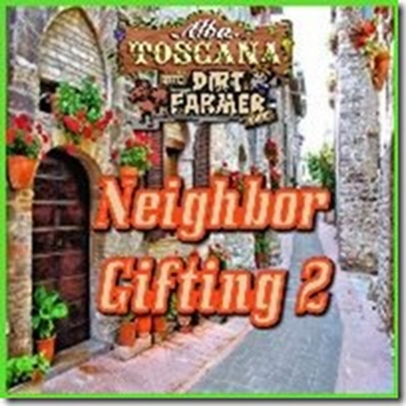 Farmville Alba Toscana Farm Neighbour Gifting 2