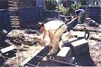 Building a house with Habitat For Humanity in Nicaragua