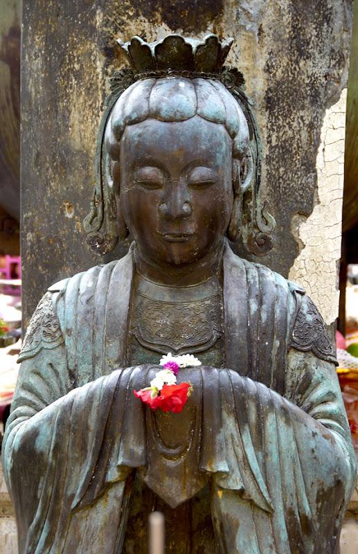 Statue at Temple of Emerald Buddha (Wat Phra Kaew) - 3. Bangkok