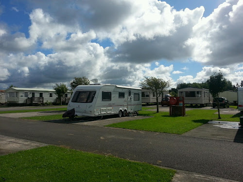 Camping  at Westgate Caravan Park