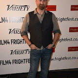 OIC - ENTSIMAGES.COM - Neil Marshall at the Film4 Frightfest on Monday   of  Tales of Halloween UK Film Premiere at the Vue West End in London on the 31st  August 2015. Photo Mobis Photos/OIC 0203 174 1069