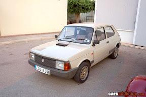 Fiat Vintage Hatchback