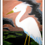 Arty Party Egret.JPG
